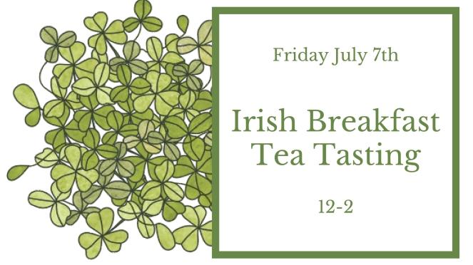 WR Tea Tasting